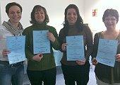 Gesundheits- und Präventionsberaterinnen 2012