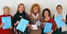 Kräuterfachfrauen 2011
