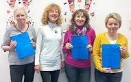 Kräuterfachfrauen 2013