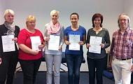 Osteopathie-Ausbildung 2013/2014