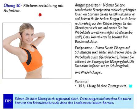 Core-Training für einen gesunden Rücken - Paracelsus, die ...