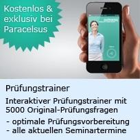 Paracelsus Online Prüfungstrainer