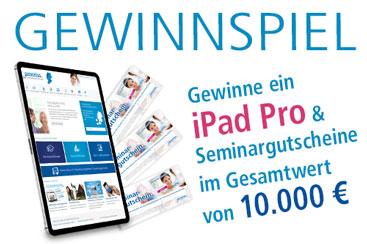 Gewinnspiel iPad Pro