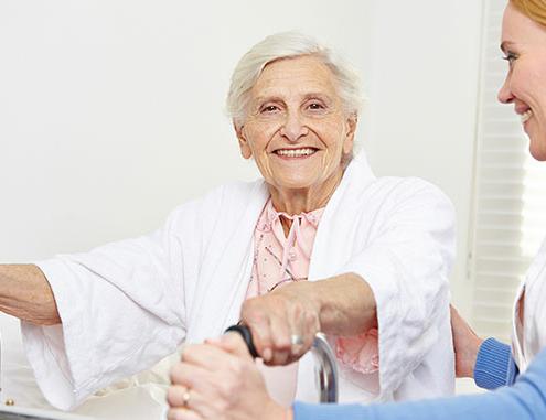 Pflege Geriatrie